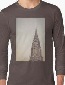 Chrysler Profile Long Sleeve T-Shirt