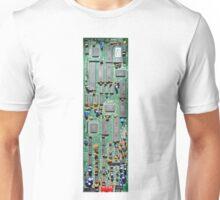 Electronic Circuit Board Unisex T-Shirt