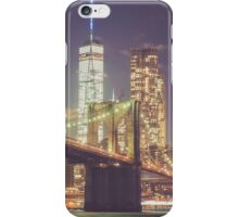 Landmarks iPhone Case/Skin