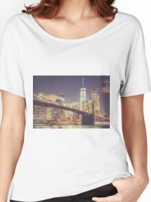 Landmarks Women's Relaxed Fit T-Shirt