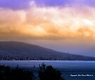 Hues of the bay by Karl David Hill