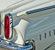 1960 Edsel Taillights by Jill Reger