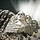 Mount Rushmore - Forefathers by Kaitlin Kelly