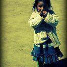 Little girl - Peru by bouche