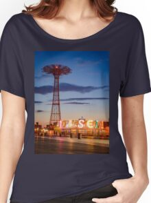 Coney Island Women's Relaxed Fit T-Shirt