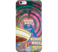 Wonder Wheel iPhone Case/Skin