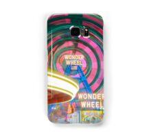 Wonder Wheel Samsung Galaxy Case/Skin