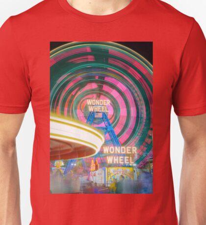 Wonder Wheel Unisex T-Shirt
