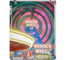 Wonder Wheel iPad Case/Skin