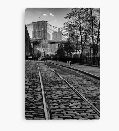 Abandon Railway Dumbo Canvas Print