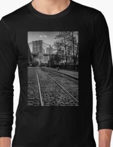 Abandon Railway Dumbo Long Sleeve T-Shirt