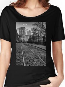 Abandon Railway Dumbo Women's Relaxed Fit T-Shirt