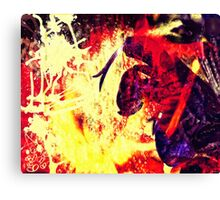 Almost Lover Canvas Print