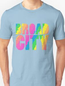 Broad City TV Series Logo Unisex T-Shirt