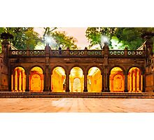Bethesda Terrace Photographic Print