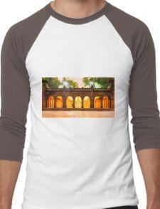 Bethesda Terrace Men's Baseball ¾ T-Shirt
