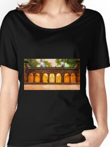 Bethesda Terrace Women's Relaxed Fit T-Shirt