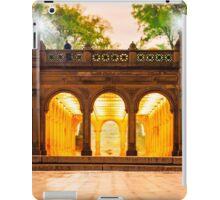 Bethesda Terrace iPad Case/Skin