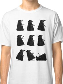 Ministry of Dalek Silly Walks Classic T-Shirt