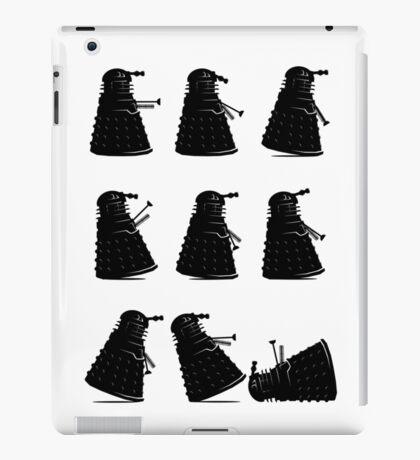 Ministry of Dalek Silly Walks iPad Case/Skin