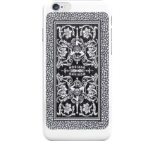 Italian Playing Cards back iPhone case iPhone Case/Skin