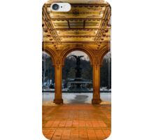Bethesda Arcade Snow iPhone Case/Skin