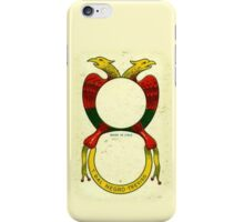 Italian Playing Cards Dinari iPhone Case/Skin