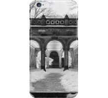 A Quite Moment iPhone Case/Skin