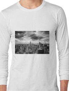 Stormy Sunset Long Sleeve T-Shirt