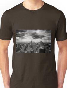 Stormy Sunset Unisex T-Shirt