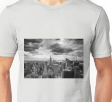 Stormy Sunset Unisex T-Shirt