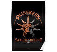 Snake Plissken's Search & Rescue Pty Ltd Poster