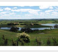 Lake Carcoar Central West NSW Sticker