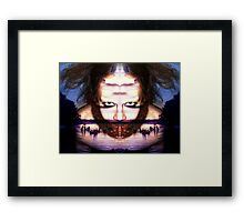 Dea Tacita Framed Print