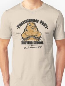 Punxsutawney Phil's Driving School T-Shirt