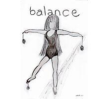 Balance © Vicki Ferrari Photographic Print