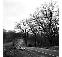 Old Road Photographic Print