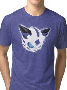 Glalie Splatter Tri-blend T-Shirt