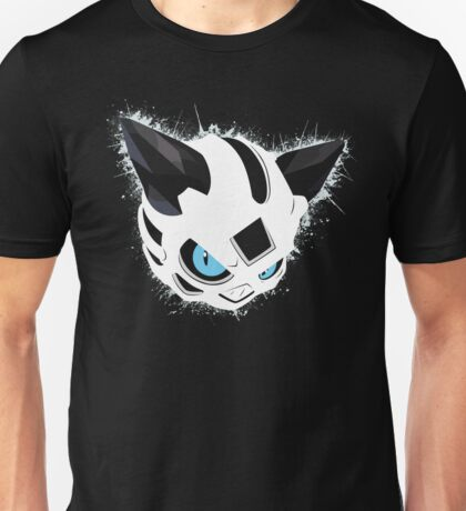 Glalie Splatter Unisex T-Shirt
