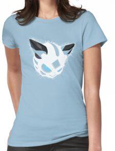Glalie Splatter Womens Fitted T-Shirt
