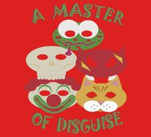 A Master of Disguise II Kids Tee