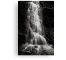 Waterfall in Lake Tahoe Canvas Print