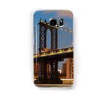 Manhattan Bridge Samsung Galaxy Case/Skin