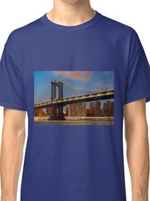 Manhattan Bridge Classic T-Shirt