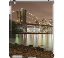 Brooklyn Bridge at Dusk iPad Case/Skin