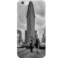 Flatiron Building, Study 1 iPhone Case/Skin
