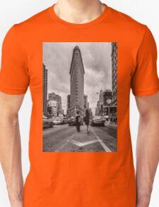 Flatiron Building, Study 1 T-Shirt