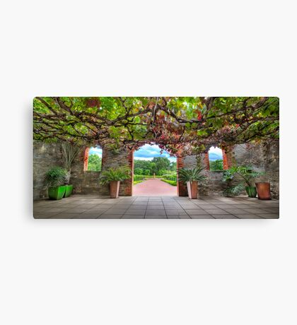Grant Burge Winery Canvas Print