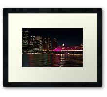 00169 Framed Print