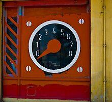 Below Zero by Clockworkmary